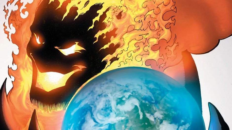 dormammu earth