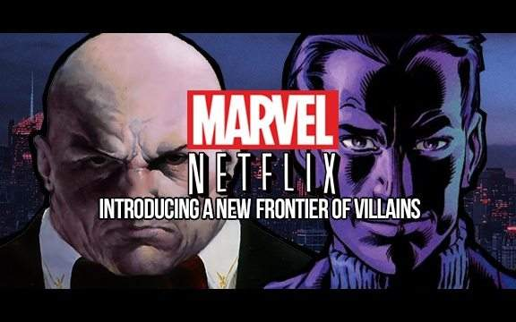 Marvel on Netflix: Introducing A New Frontier of Villains