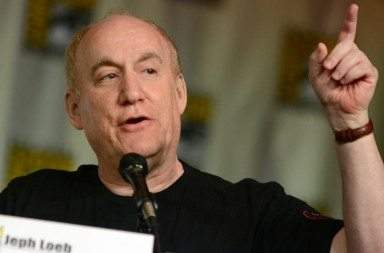 "Jeph Loeb attends ""Agent of S.H.I.E.L.D."" panel on Day 3 of Comic-Con International on Friday, July 19, 2103, in San Diego. (Photo by Jordan Strauss/Invision/AP)"