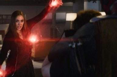 Scarlet Witch powers