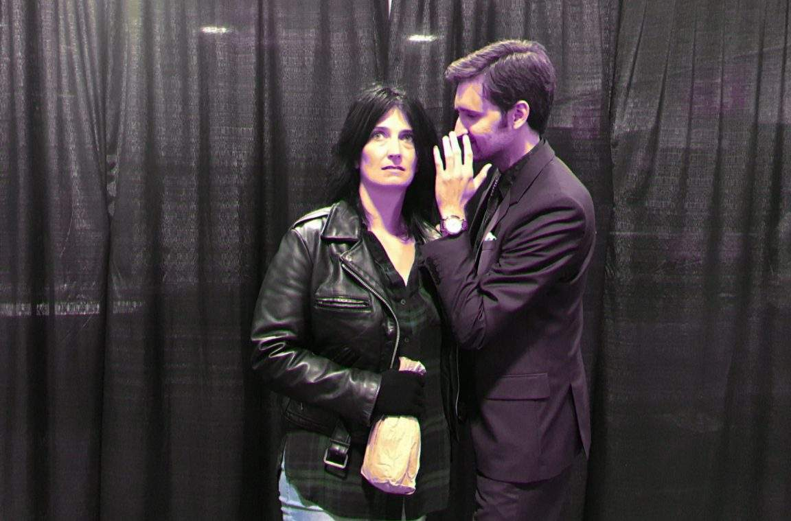 Jessica Jones and Kilgrave cosplay
