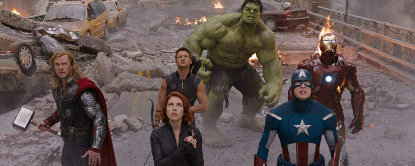 Avengers: Infinity War' To Film In New York Starting This
