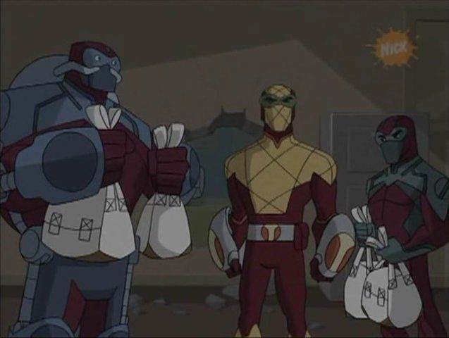 Spectacular-Spider-Man Enforcers
