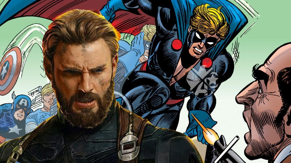 scoop avengers infinity war will see a different steve