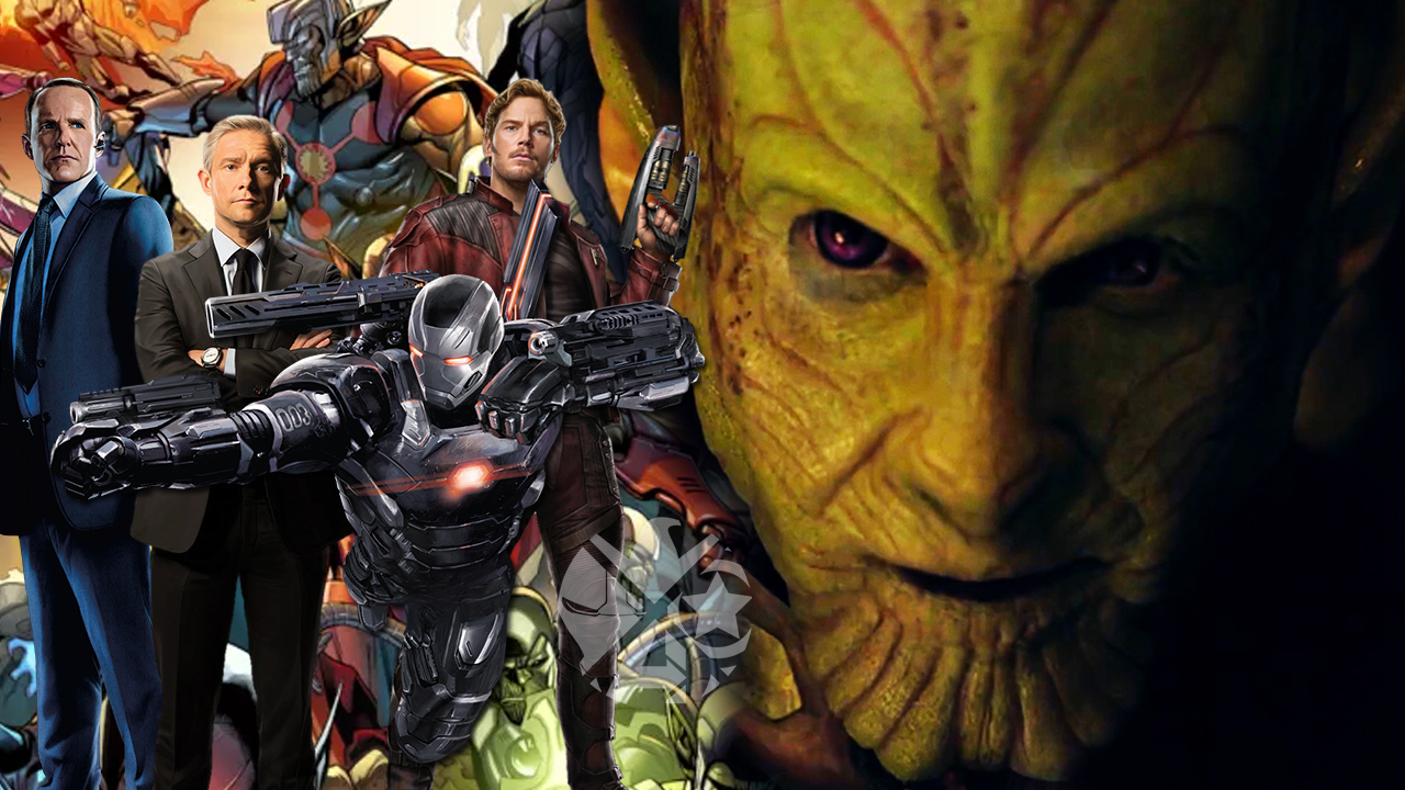 They Live Among Us: Our Picks For Skrull Impostors in the MCU ...