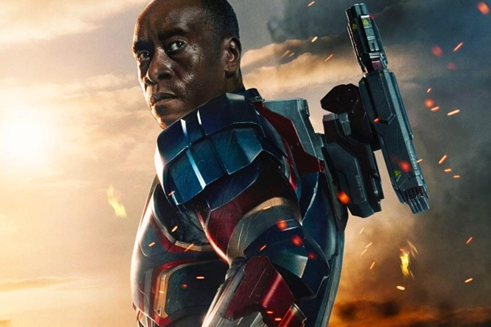 Don Cheadle Discusses Cancelled 'War Machine' Film